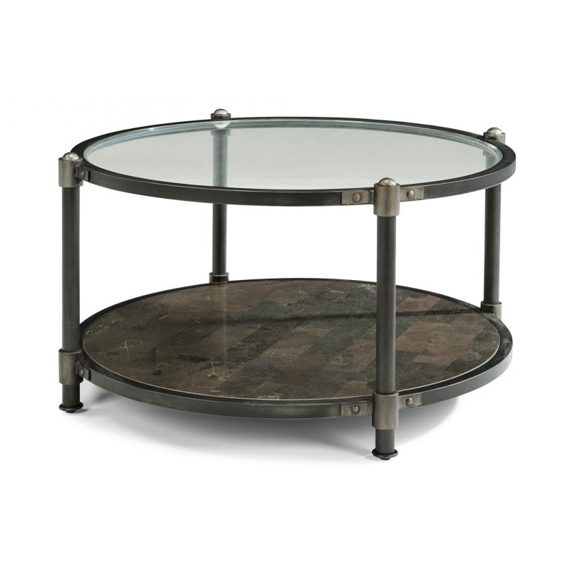 Vapor Round Coffee Table