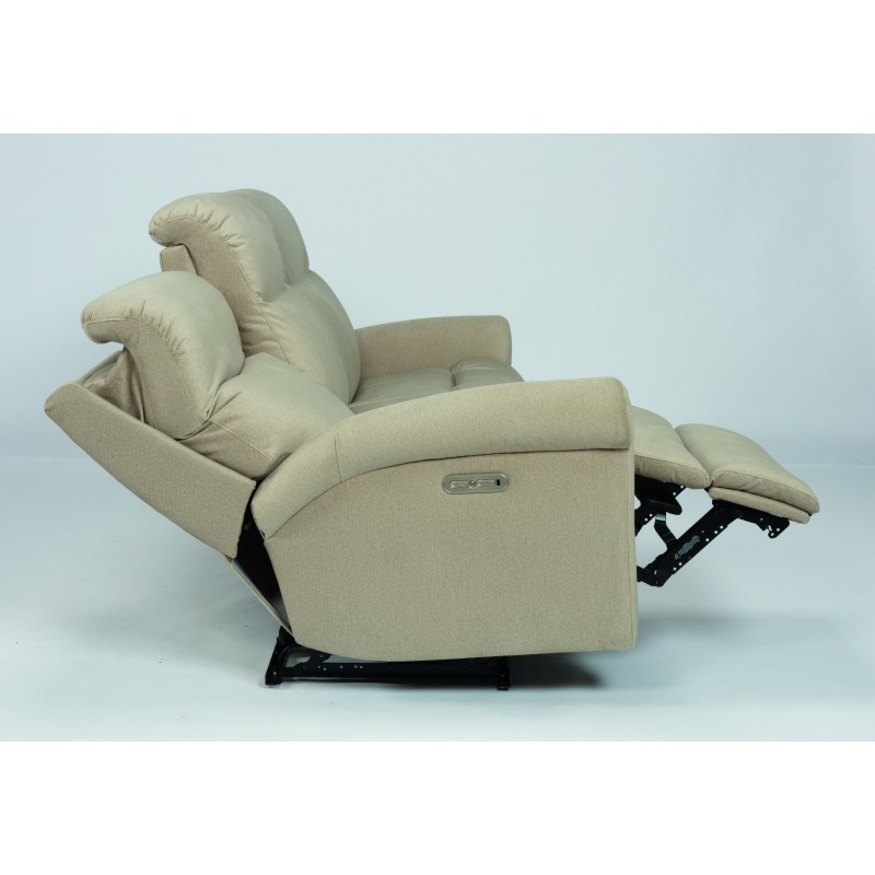 Davis Power Reclining Sofa with Power Headrests 2902-62H in 984-80