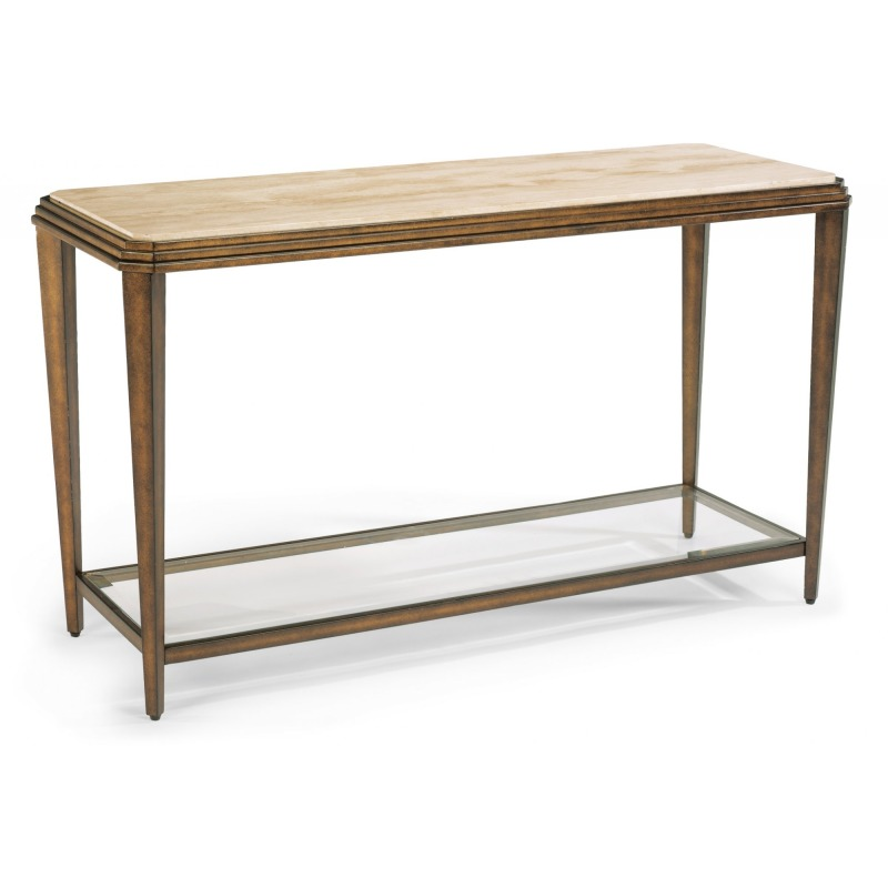Fabulous Seville Sofa Table By Flexsteel Furniture 6629 04 Gmtry Best Dining Table And Chair Ideas Images Gmtryco