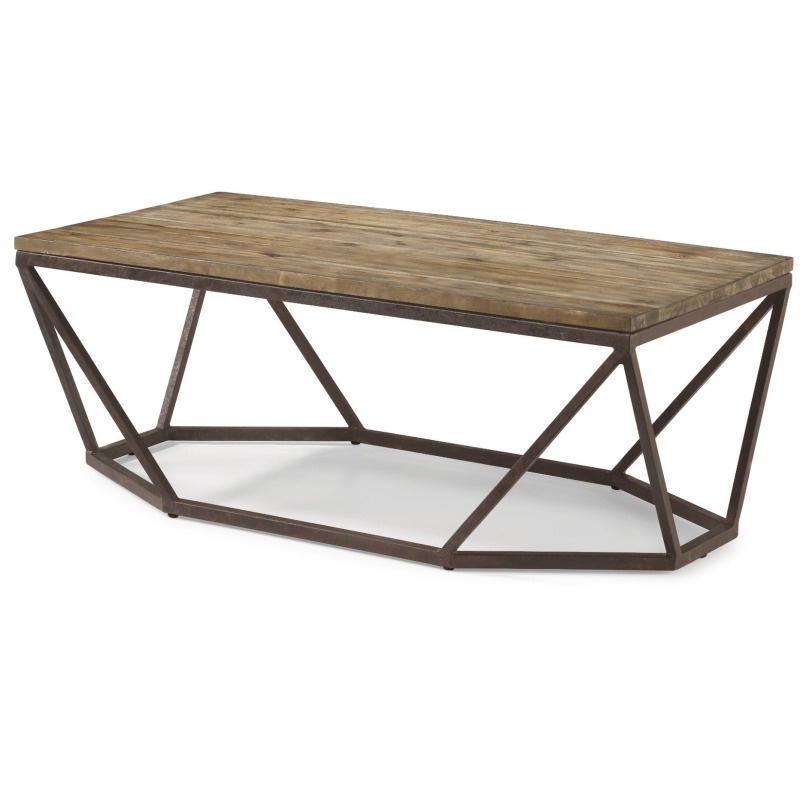 Tremendous Spectrum Rectangular Coffee Table By Flexsteel Furniture Gmtry Best Dining Table And Chair Ideas Images Gmtryco