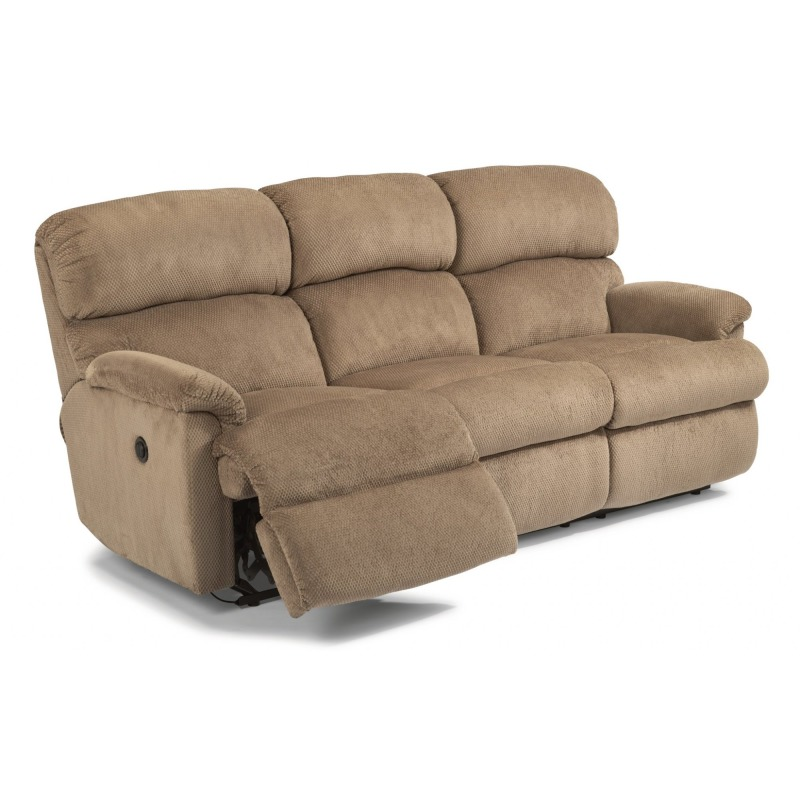 Stupendous Fabric Power Reclining Sofa By Flexsteel Furniture 7066 Gmtry Best Dining Table And Chair Ideas Images Gmtryco