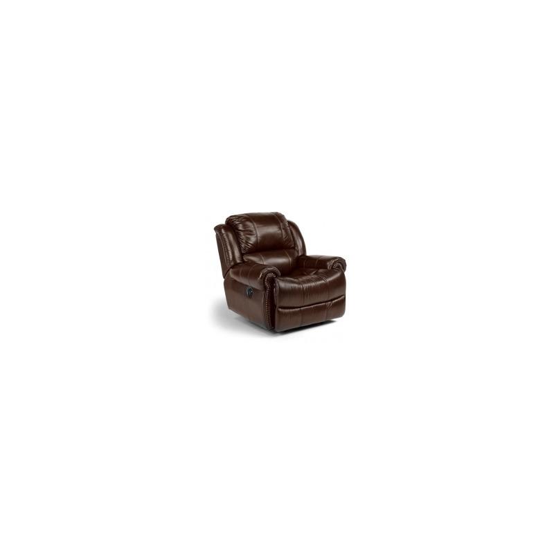 Brilliant Capitol Leather Power Recliner By Flexsteel Furniture 1311 Machost Co Dining Chair Design Ideas Machostcouk