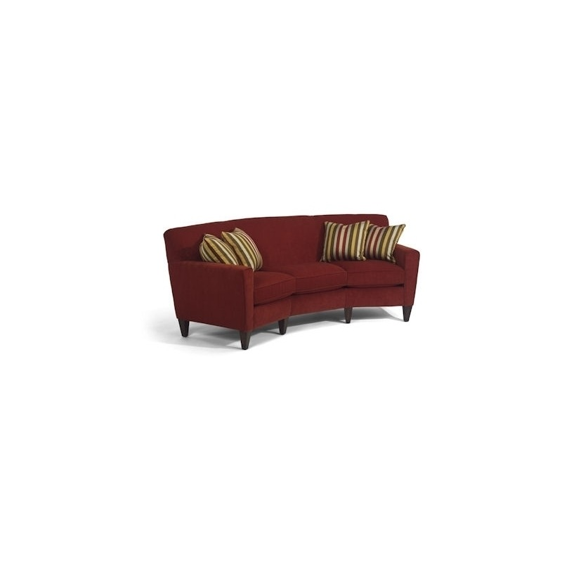 Awesome Digby Conversation Sofa By Flexsteel Furniture 5966 323 Gmtry Best Dining Table And Chair Ideas Images Gmtryco