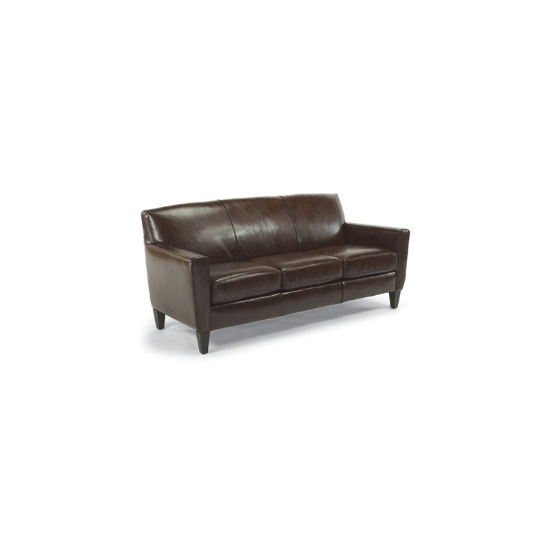 Awe Inspiring Digby Leather Sofa By Flexsteel Furniture 3966 30 3966 31 Machost Co Dining Chair Design Ideas Machostcouk