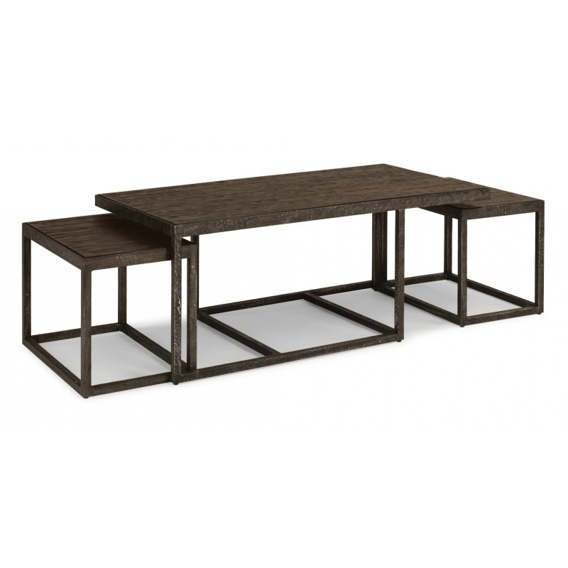 Rectangular Nesting Coffee Table. By Flexsteel Furniture