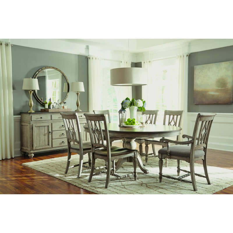 Plymouth Dining Chair (Two-Tone) (2 per Carton)