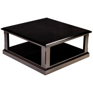 Forest Designs Mission Alder Area Table: 36W X 16H X 36D