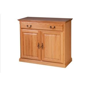 Forest Designs Traditional Oak Buffet: 42W x 36H x 18D