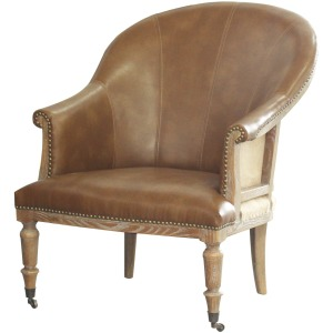 --TAYLOR DECONSTRUCTED TUB CHAIR