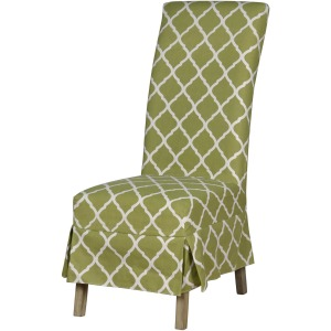 SHORT PARSONS CHAIR SLIP COVER