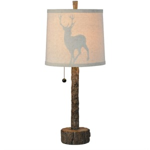 ASPEN BUFFET LAMP