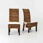 Banana Leaf Chair W/Cushion