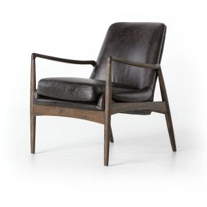 Braiden Chair - Durango Smoke