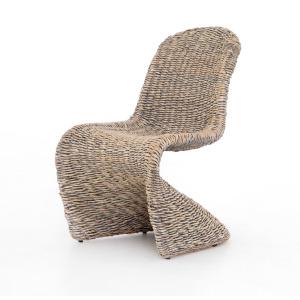 Portia Dining Chair - Grey Wash