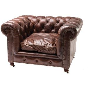 Conrad Club Chair-Cigar