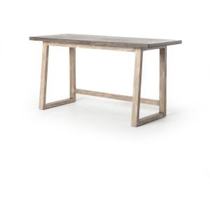 Crockett Desk - White Wash