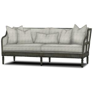 Baroness Josephina\'s Sofa-Namur Herringb