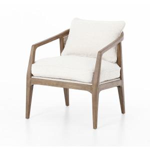 Alexandria Accent Chair - Knoll Natural