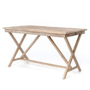 Palma Desk-Whitewash