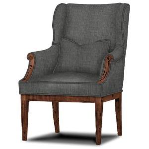 Signora San Phillippo\'s Chair-Bordeaux C