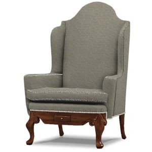 Dowager Balmoral\'s Wing Chair-Ardennes