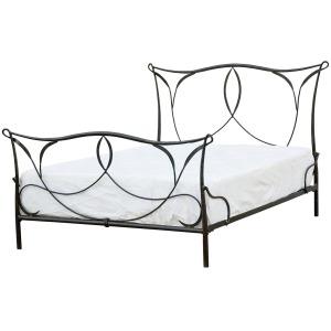 Sienna Iron Queen Bed