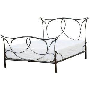 Sienna Iron King Bed