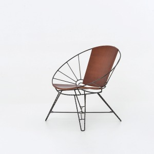 The Coquilles Saint Jacques Chair, Large