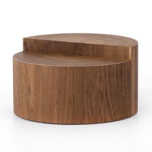 Bates Bunching Table - Caramel Ash Veneer