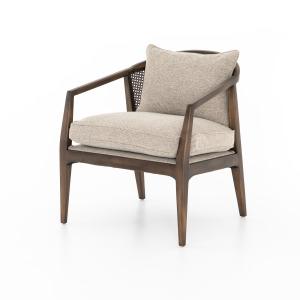 Alexandria Accent Chair - Honey Wheat