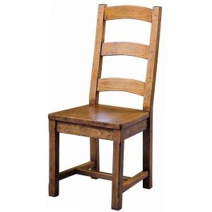 Irish Coast Dining Chair - African Dusk