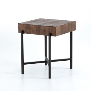 Tinsley Square End Table