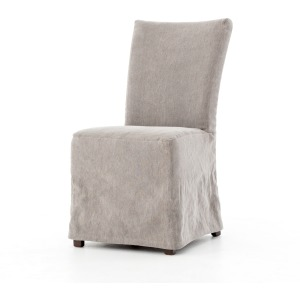 Vista Dining Chair - Heather Twill Carbon