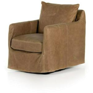 Banks Swivel Chair - Palermo Drift