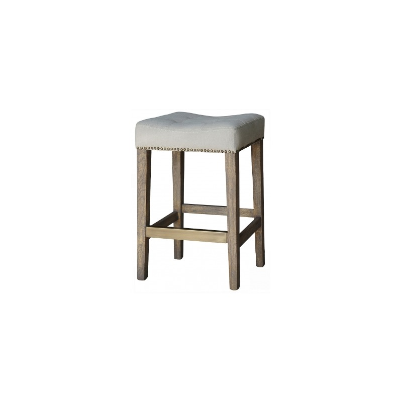 Enjoyable Sean Counterstool W Kickplate Desert Can By Four Hands Unemploymentrelief Wooden Chair Designs For Living Room Unemploymentrelieforg