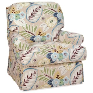 Claire Collection Swivel Glider