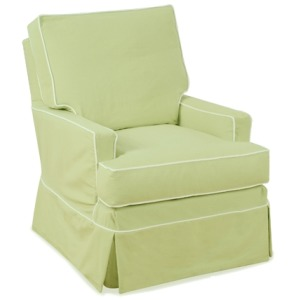 Jade Collection Swivel Glider