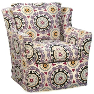 Patti Collection Swivel Glider
