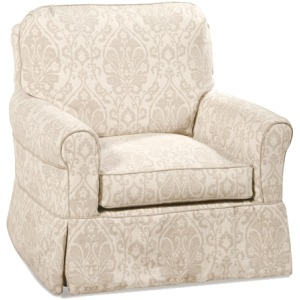 Avery Collection Swivel Glider