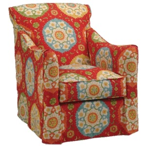 Ann Collection Swivel Glider