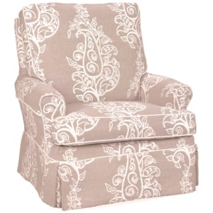 Aiden Collection Swivel Glider