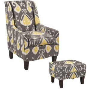 Carson Collection Accent Chair