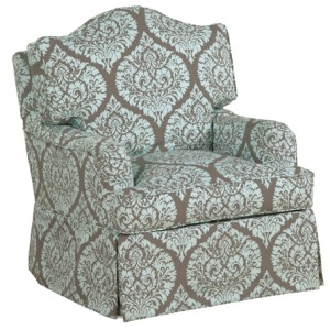 Ella Collection Swivel Glider