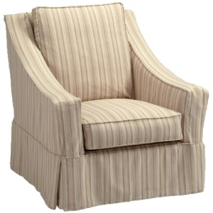 Bailey Collection Swivel Glider