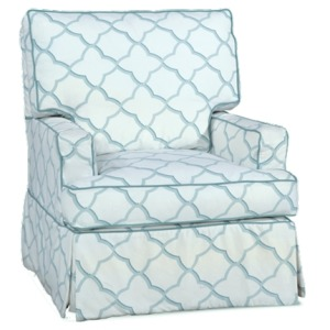 Camryn Collection Swivel Glider