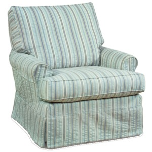 Sarah Collection XL Swivel Glider