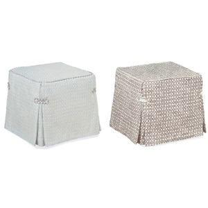 Slipcover Cubes