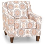 Piper Accent Chair - Brianne Marmalade