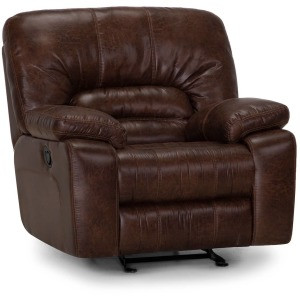 Gallagher Glider Recliner - Bonanza Smokey