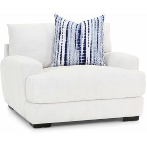 Hollyn Chair and a Half - Orlando Snow